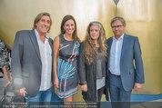 Drehabschlussfest - Novomatic Forum - Do 21.08.2014 - Barbara HERAUT, Norbert BLECHA, Nadja WEISS, Alexander WRABETZ58