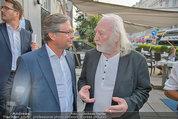 Drehabschlussfest - Novomatic Forum - Do 21.08.2014 - Alexander WRABETZ, Karl MERKATZ60