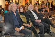 Drehabschlussfest - Novomatic Forum - Do 21.08.2014 - Robert DORNHELM mit Lynn, Karl MERKATZ mit Ehefrau Martha69