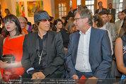 Drehabschlussfest - Novomatic Forum - Do 21.08.2014 - Alexander WRABETZ, Gottfried HELNWEIN70