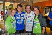Promi Beachvolleyball - Parktherme Bad Radkersburg - So 24.08.2014 - Iva SCHELL, Vera RUSSWURM, Andreas FULTERER10