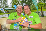 Promi Beachvolleyball - Parktherme Bad Radkersburg - So 24.08.2014 - Michael KONSEL, Frenkie SCHINKELS, Gregor GLANZ105