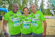 Promi Beachvolleyball - Parktherme Bad Radkersburg - So 24.08.2014 - Biko BOTOWAMUNGU, Vera RUSSWURM, Michael KONSEL108