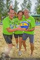Promi Beachvolleyball - Parktherme Bad Radkersburg - So 24.08.2014 - Gregor GLANZ, Vera RUSSWURM, Michael KONSEL134