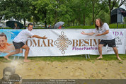 Promi Beachvolleyball - Parktherme Bad Radkersburg - So 24.08.2014 - Omar BESIM, Andrew YOUNG135