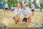 Promi Beachvolleyball - Parktherme Bad Radkersburg - So 24.08.2014 - Stefan KOUBEK, Ena KADIC152