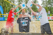 Promi Beachvolleyball - Parktherme Bad Radkersburg - So 24.08.2014 - Stefan KOUBEK, Heribert KASPER, Sepp RESNIK160
