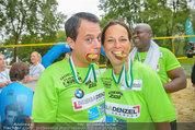 Promi Beachvolleyball - Parktherme Bad Radkersburg - So 24.08.2014 - Gregor GLANZ, Vera RUSSWURM176