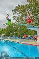Promi Beachvolleyball - Parktherme Bad Radkersburg - So 24.08.2014 - Gregor GLANZ, Heribert KASPER springen perfekt synchron196