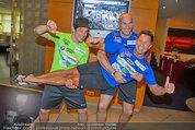 Promi Beachvolleyball - Parktherme Bad Radkersburg - So 24.08.2014 - Werner SCHREYER, Hans ENN, G�nter KALINA21