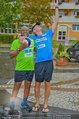 Promi Beachvolleyball - Parktherme Bad Radkersburg - So 24.08.2014 - Biko BOTOWAMUNGU, Oliver STAMM spielen im Regen29