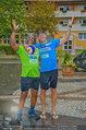 Promi Beachvolleyball - Parktherme Bad Radkersburg - So 24.08.2014 - Biko BOTOWAMUNGU, Oliver STAMM spielen im Regen30