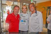 Promi Beachvolleyball - Parktherme Bad Radkersburg - So 24.08.2014 - Ena KADIC, Norbert BLECHA, Kurt FAIST4