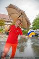 Promi Beachvolleyball - Parktherme Bad Radkersburg - So 24.08.2014 - Kurt FAIST im Regenwetter41