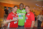 Promi Beachvolleyball - Parktherme Bad Radkersburg - So 24.08.2014 - Cathy ZIMMERMANN, Fabian PLATO, Biko BOTOWAMUNGU44