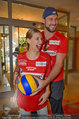 Promi Beachvolleyball - Parktherme Bad Radkersburg - So 24.08.2014 - Cathy ZIMMERMANN, Fabian PLATO46