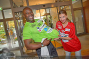 Promi Beachvolleyball - Parktherme Bad Radkersburg - So 24.08.2014 - Cathy ZIMMERMANN, Biko BOTOWAMUNGU50