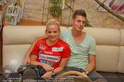 Promi Beachvolleyball - Parktherme Bad Radkersburg - So 24.08.2014 - Michelle LUTTENBERGER, Daniel HAAS52