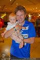Promi Beachvolleyball - Parktherme Bad Radkersburg - So 24.08.2014 - Kurt ELSASSER mit Tochter Jeniffer53