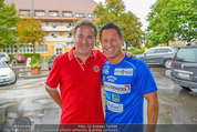 Promi Beachvolleyball - Parktherme Bad Radkersburg - So 24.08.2014 - Kurt FAIST, Hans ENN72