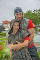 Promi Beachvolleyball - Parktherme Bad Radkersburg - So 24.08.2014 - Cathy ZIMMERMANN, Fabian PLATO78
