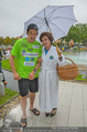 Promi Beachvolleyball - Parktherme Bad Radkersburg - So 24.08.2014 - Werner SCHREYER, Edith LEYRER80