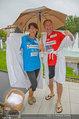 Promi Beachvolleyball - Parktherme Bad Radkersburg - So 24.08.2014 - Claudia KRISTOVIC-BINDER mit Martin81