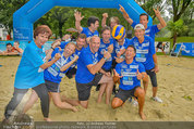 Promi Beachvolleyball - Parktherme Bad Radkersburg - So 24.08.2014 - Teamfoto u.a. mit Edity LEYRER87