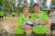 Promi Beachvolleyball - Parktherme Bad Radkersburg - So 24.08.2014 - Iva SCHELL, Werner SCHREYER96