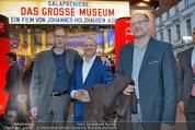 Premiere ´Das große Museum´ - Gartenbaukino - Mi 03.09.2014 - Johannes HOLZHAUSER, Johannes ROSENBERGER, Constantin WULFF10