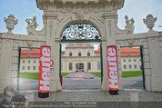 10 Jahre HEUTE - Rosengarten Belvedere - Do 04.09.2014 - 1