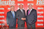 10 Jahre HEUTE - Rosengarten Belvedere - Do 04.09.2014 -  Josef P�HRLINGER, Erwin PR�LL, Michael H�UPL102