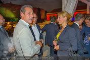 10 Jahre HEUTE - Rosengarten Belvedere - Do 04.09.2014 - Heinz-Christian HC STRACHE, Kathrin NACHBAUR127