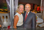 10 Jahre HEUTE - Rosengarten Belvedere - Do 04.09.2014 - Agnes HUSSLEIN, Dominique MEYER135