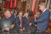 10 Jahre HEUTE - Rosengarten Belvedere - Do 04.09.2014 - Christoph SCH�NBORN, Werner FAYMANN, M H�UPL,Hans J�rg SCHELL142
