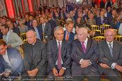 10 Jahre HEUTE - Rosengarten Belvedere - Do 04.09.2014 - SCH�NBORN, FAYMANN, H�UPL, PR�LL145