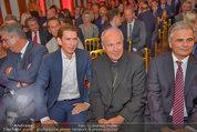 10 Jahre HEUTE - Rosengarten Belvedere - Do 04.09.2014 - Sebastian KURZ, Christoph SCH�NBORN147