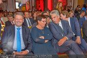 10 Jahre HEUTE - Rosengarten Belvedere - Do 04.09.2014 - Andr� RUPPRECHTER, Sabine OBERHAUSER, Hans J�rg SCHELLING152