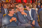 10 Jahre HEUTE - Rosengarten Belvedere - Do 04.09.2014 - Andr� RUPPRECHTER, Sabine OBERHAUSER, Hans J�rg SCHELLING153