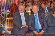 10 Jahre HEUTE - Rosengarten Belvedere - Do 04.09.2014 - Rudolf HUNDSTORFER, Andr� RUPPRECHTER154