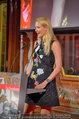 10 Jahre HEUTE - Rosengarten Belvedere - Do 04.09.2014 - Eva DICHAND bei ihrer Rede168