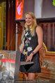 10 Jahre HEUTE - Rosengarten Belvedere - Do 04.09.2014 - Eva DICHAND bei ihrer Rede170