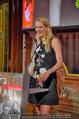 10 Jahre HEUTE - Rosengarten Belvedere - Do 04.09.2014 - Eva DICHAND bei ihrer Rede171