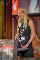 10 Jahre HEUTE - Rosengarten Belvedere - Do 04.09.2014 - Eva DICHAND bei ihrer Rede174