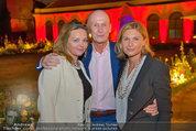 10 Jahre HEUTE - Rosengarten Belvedere - Do 04.09.2014 - Kurt MANN mit Joanna, Irene STR�CK183