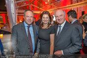 10 Jahre HEUTE - Rosengarten Belvedere - Do 04.09.2014 - Richard GRASL, Susanne RIESS-PASSER, Erwin PR�LL204
