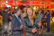 10 Jahre HEUTE - Rosengarten Belvedere - Do 04.09.2014 - Attila DOGUDAN, Gabriela SCHNABEL207