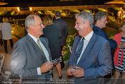 10 Jahre HEUTE - Rosengarten Belvedere - Do 04.09.2014 - Karl SEVELDA, Hans J�rg SCHELLING210