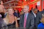 10 Jahre HEUTE - Rosengarten Belvedere - Do 04.09.2014 - Georg STUMPF mit Begleitung Patricia212