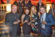 10 Jahre HEUTE - Rosengarten Belvedere - Do 04.09.2014 - Christoph SCH�NBORN, Eva DICHAND, Gerhard DREXEL mit Ehefrau215